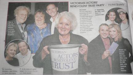 Victorian Actors Benevolent Trust