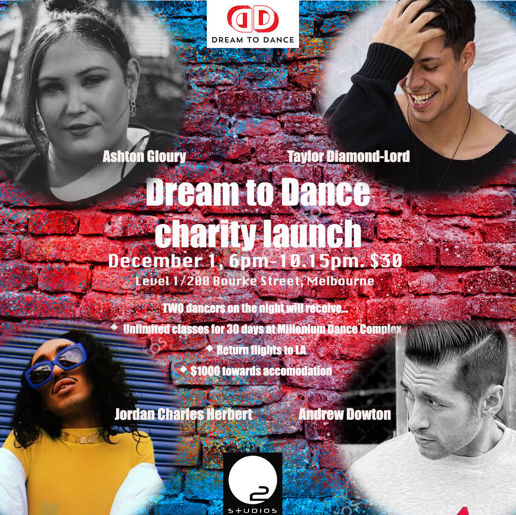 Dream to Dance Charity Launch
